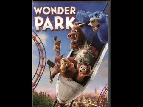 Opening To Wonder Park 2019 DVD