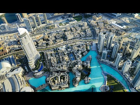 Burj Khalifa 'At the Top' experience, Dubai