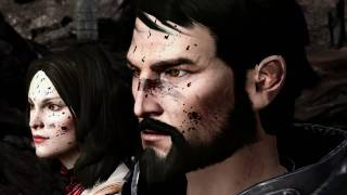 Dragon Age 2 Demo PC Gameplay HD 5870