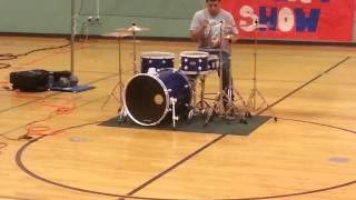 Solo drums (edgar Jimenez)