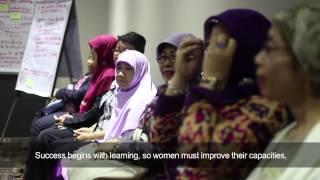 Perempuan (Mampu) Berpolitik - (Capable) Women in Politics