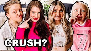 Who is your CRUSH Interview?!!! *EXPOSED