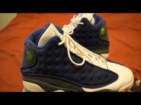 2005 Air Jordan 13 Flint