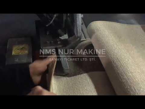 halı kenar yapıştırma makinası