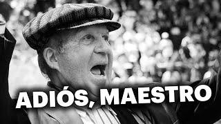⚽⚫ EL FÚTBOL ARGENTINO ESTÁ DE LUTO: MURIÓ CARLOS TIMOTEO GRIGUOL