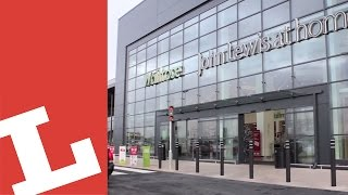 Lux project report - Waitrose Ipswich