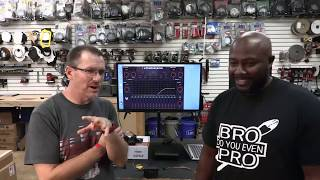 Gambar cover Jeff Smith and the Phoenix Gold DSP8.8 Talk  Car Audio Talk Dean and Fernando