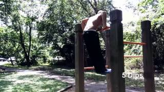 5 Killer Workout Routines PART 2   Bar Brothers