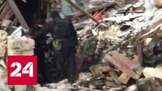"""В Одессе """"правосеки"""" подорвали себя и дом при попытке сделать бомбу"""