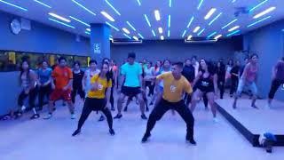 Dj Kass - Scooby Doo PaPa coreografia zumba