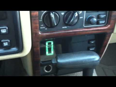 suzuki samurai headlight wiring 1995 jeep grand cherokee orvis edition youtube  1995 jeep grand cherokee orvis edition youtube