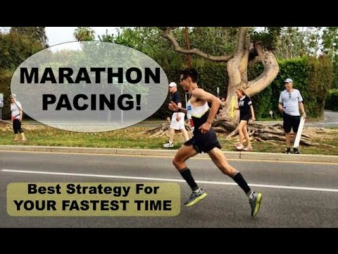 MARATHON RACE PACE STRATEGY FOR ALL RUNNERS | Sage Running Tips