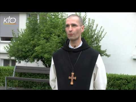 Dom Marc de Pothuau, Père Abbé de l'Abbaye cistercienne d'Hauterive