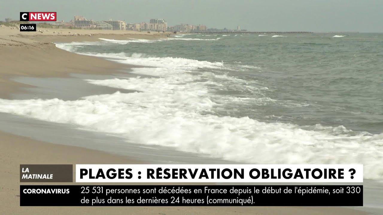Déconfinement : un accès aux plages bientôt réglementé ?