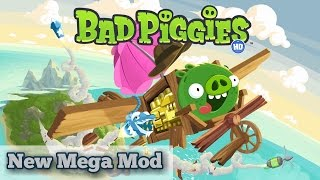 Bad Piggies - Mod Android (Apk) [Game Play]