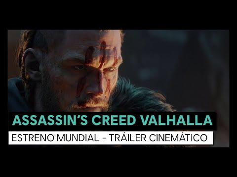 Assassin's Creed Valhalla: estreno mundial - Tráiler cinemático