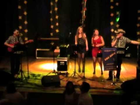 THE BOSS - Rataje, Moje ciało, Olesno,  Rewia Zespołów Tanecznych 2013