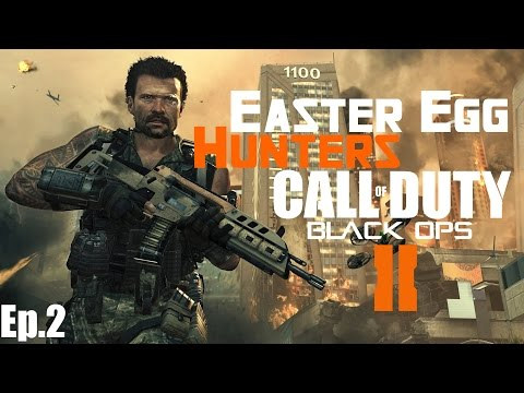 The Connective   Easter Egg Hunters Ep.2 (Black Ops 2)