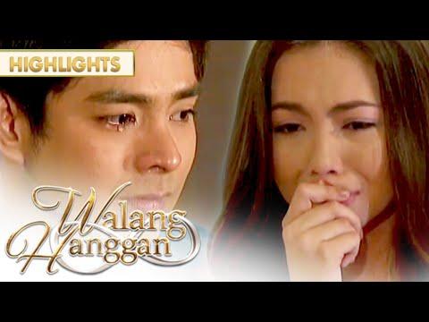 Daniel at Katerina, muling binalikan ang pangako ng kanilang pagmamahalan | Walang Hanggan