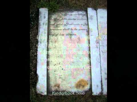 Grave Site of Martin Van Buren