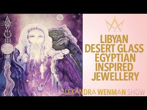 Libyan Desert Glass: Gold Tektite: Larimar: Moldavite: Sugelite
