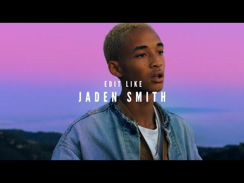 Edit Like JADEN SMITH Pink Sky + Lightroom Mobile Preset DNG