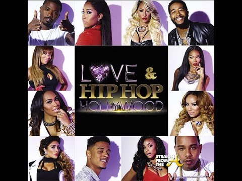 All Tea, All Shade: Love & Hip Hop Hollywood Season 2 Premiere- Ray J, Omarion & Teairra Mari
