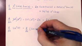 Download Video Derivatives of Trigonometric Functions MP3 3GP MP4