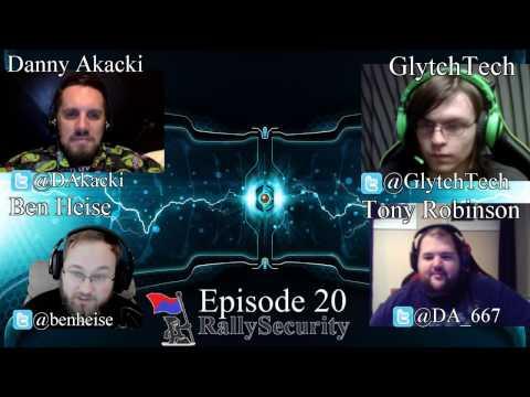 RallySec Episode20 - GlytchTech & Russian hackers & DHS/FBI IOCs