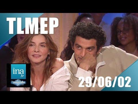 Tout Le Monde En Parle avec Eric et Ramzy, Clotilde Courau, Yvan Attal   29/06/2002   Archive INA
