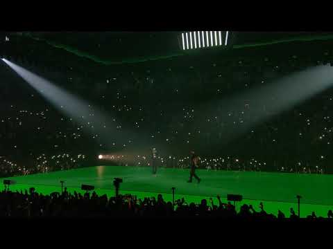 Drake ft Giggs - KMT O2 Arena London ASSASSINATION Tour