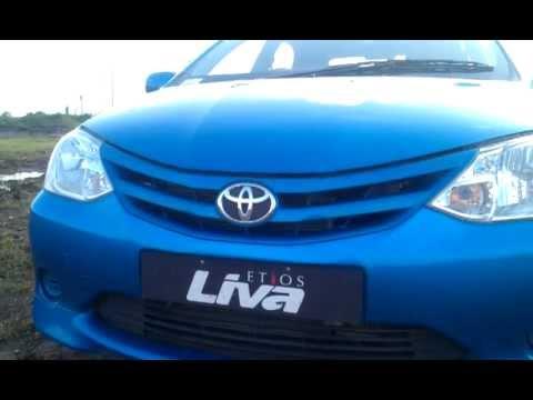 Toyota Liva diesel walkaround
