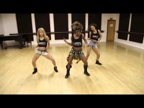 Dancehall Funk   Sean Kingston   Beat It ft  Chris Brown, Wiz Khalifa @Dancehall Funk @DRDanceStudio