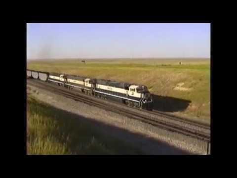 Powder River Basin 1996