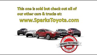 SOLD - 2018 Toyota Tacoma SR5 at Sparks Toyota - SOLD