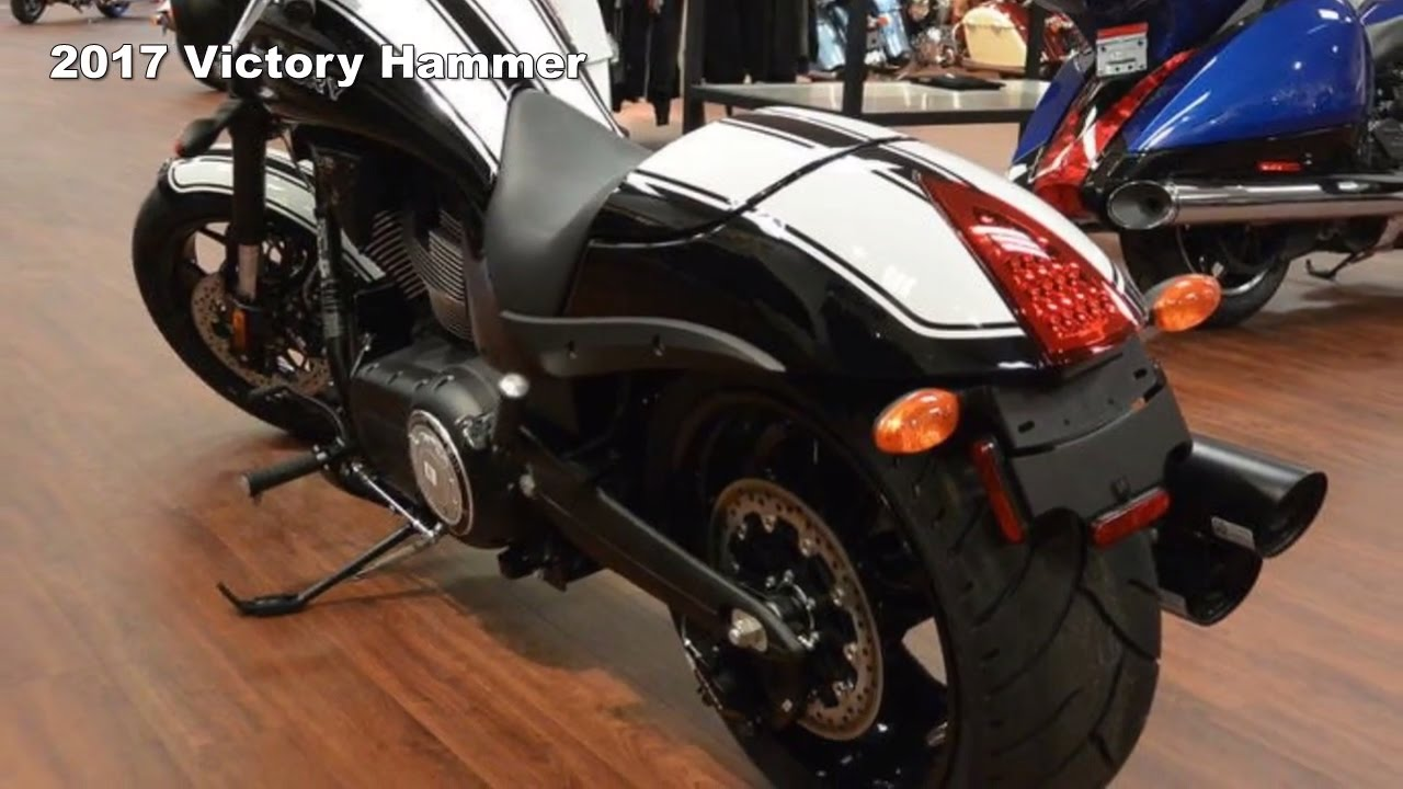 new 2017 victory hammer s motorcycles youtube. Black Bedroom Furniture Sets. Home Design Ideas