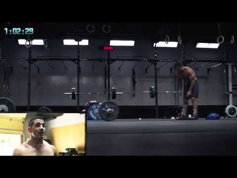 The Iron Triathlon with Jason Khalipa and Dan Bailey