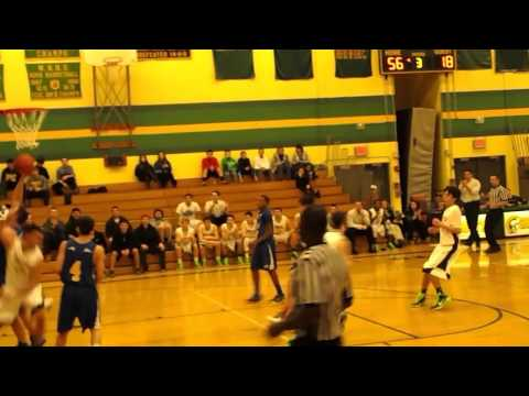 Sean Hill Junior Year Highlights
