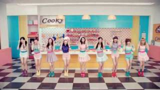 Watch Girls Generation Cooky video