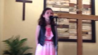 """Oceans"" at KHBC ~ youth special music"