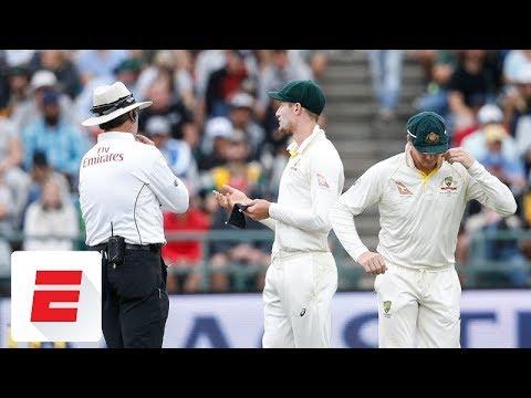Australia cricket embroiled in shocking ball-tampering scandal | Cricinfo |  ESPN