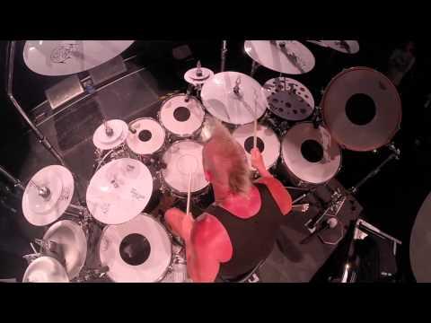 Mike Terrana Drum Solo - Frankfurt Music Fair 2015