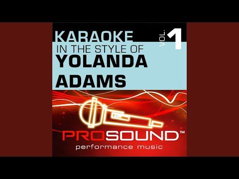 Battle Is The Lord's (Karaoke Instrumental Track) (In the style of Yolanda Adams)