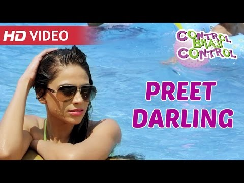 Preet Darling | Control Bhaji Control | Latest Punjabi Song | Master Saleem