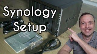 Synology Setup | Initial Setup…
