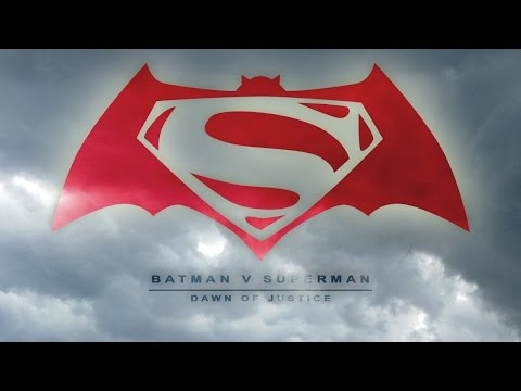 How to Make Batman v Superman Dawn of Justice Logo using Photoshop