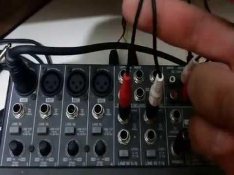 Montando uma Rádio Web com a Mesa de Som no PC
