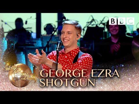 George Ezra Performs 'Shotgun' - BBC Strictly 2018