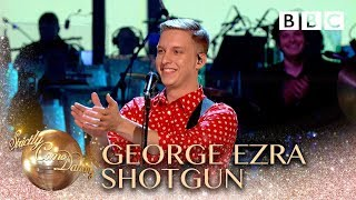 George Ezra performs 'Shotgun' - BBC Strictly 2018 Video