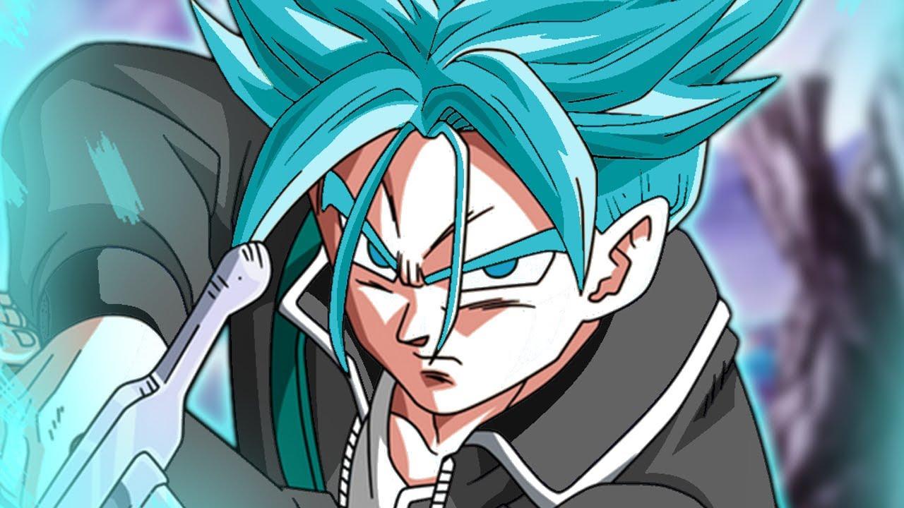 Goku black x mai - 1 6